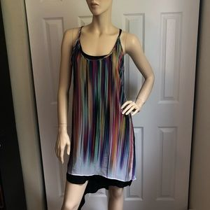 🦄(4/$10) Bisou Bisou Michele Bohbot || Dress
